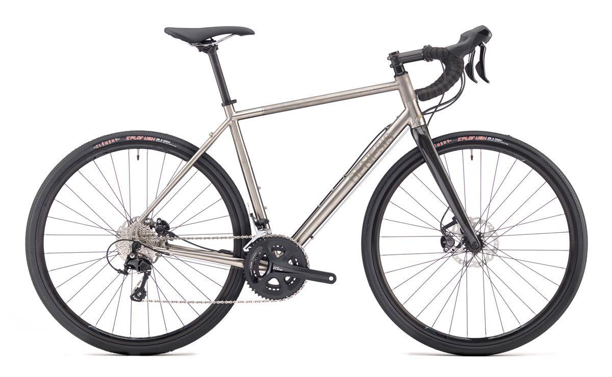 Genesis Croix De Fer Ti gravel bike