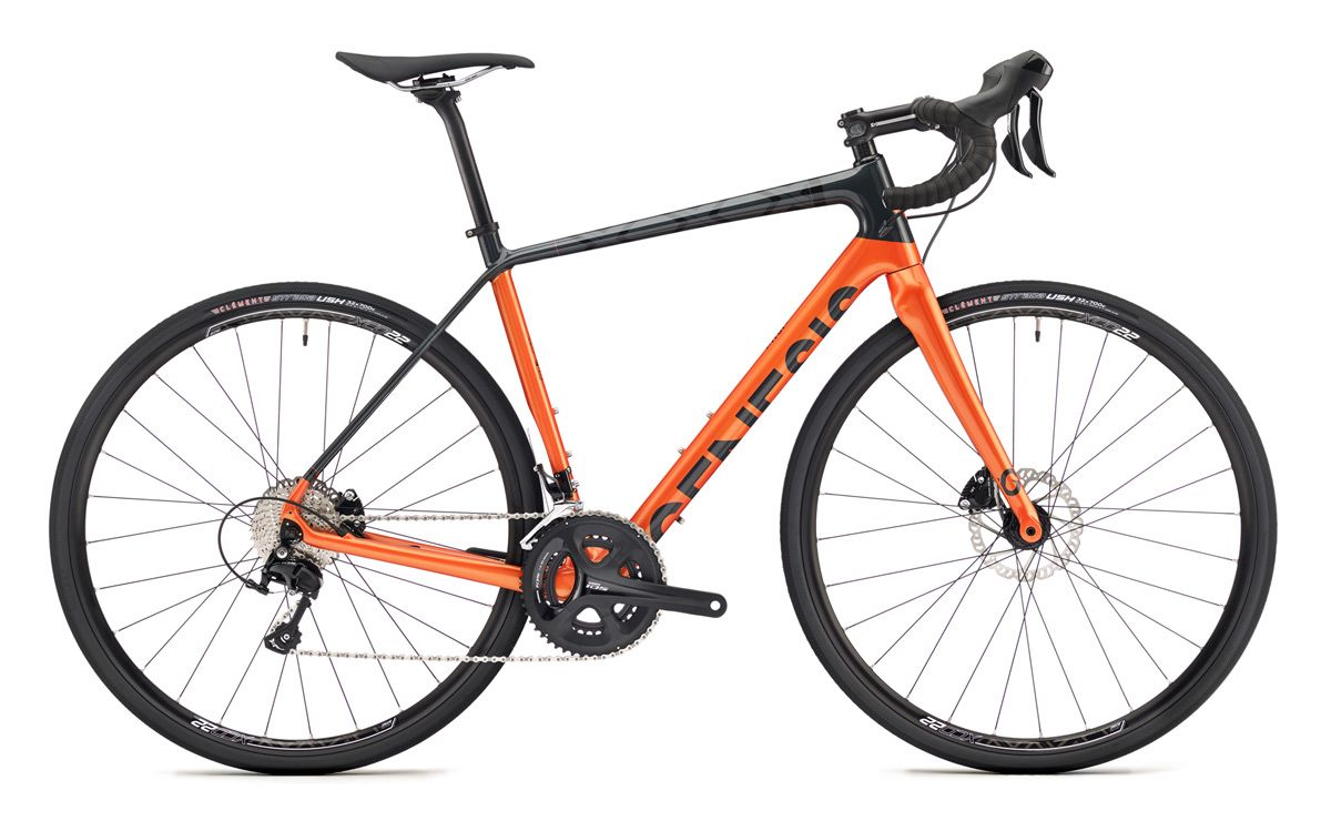 Genesis Datum 20 gravel road bike