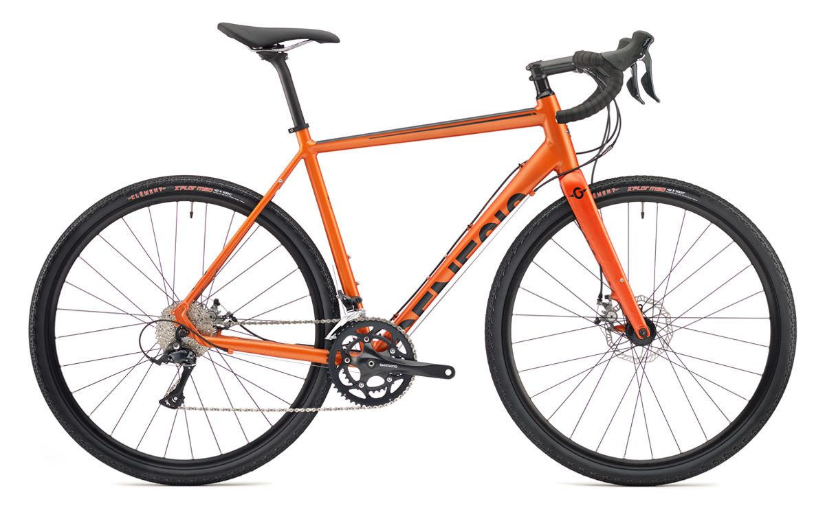 Genesis CDA 20 gravel road bike