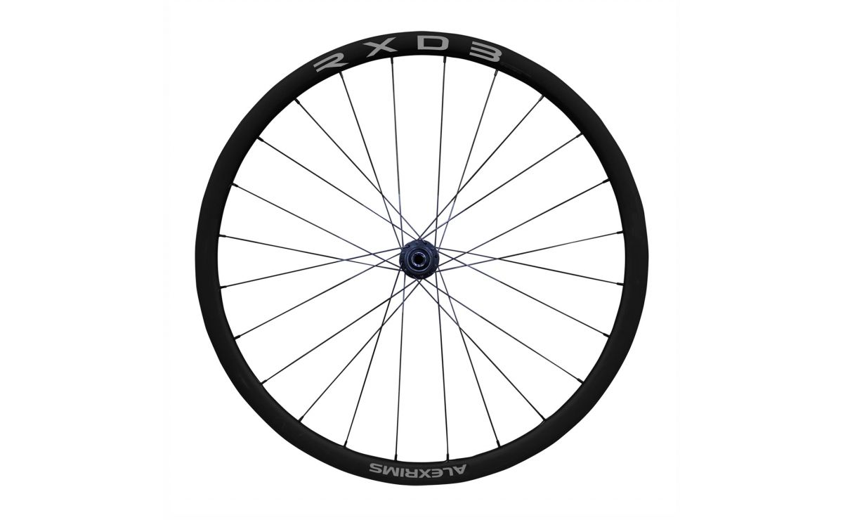 Alexrims RXD3 700c wheelset