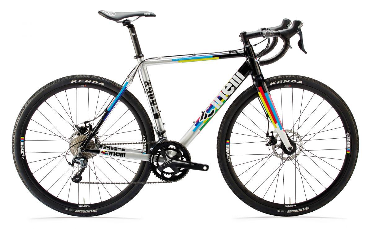 Cinelli Zydeco gravel bike
