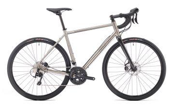 Genesis Croix de Fer Ti titanium gravel bike