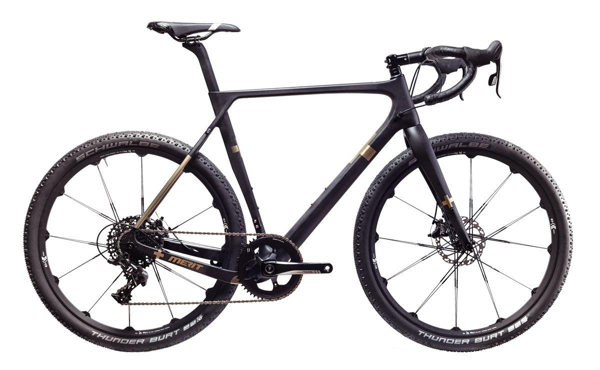 Merit Plus Rival 1 Gravel Bike
