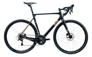 Merit Plus 105 carbon gravel bike