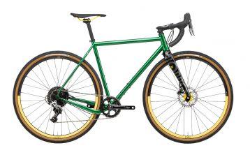 Rondo Ruut ST Gravel Bike ocel