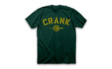 Twin Six T-shirt Crank