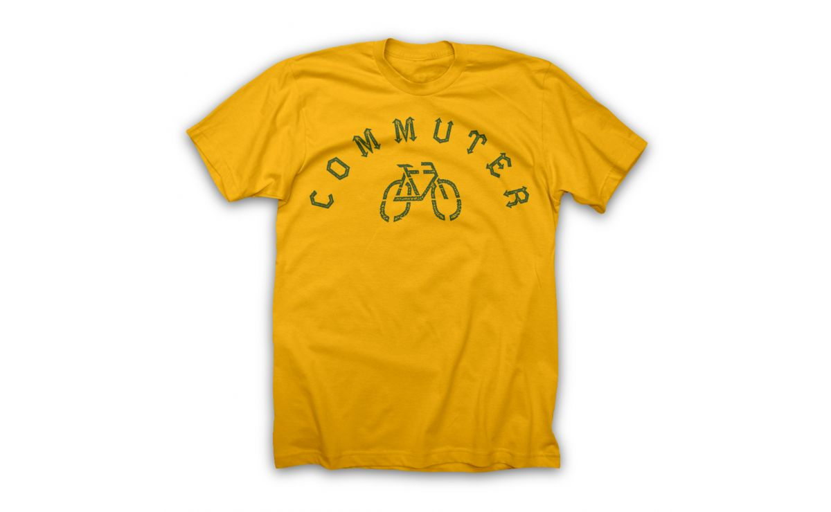 Twin Six T-shirt Commuter