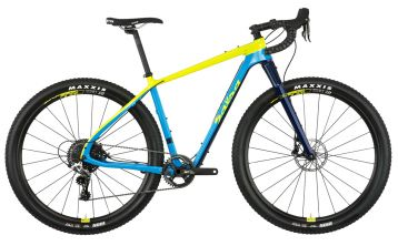 "Salsa Cutthroat Rival 1 29"" gravel bike"