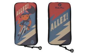 RidePac Aleez! Girl Cycling Wallet