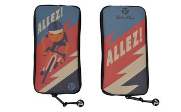 RidePac Aleez! Cycling Wallet