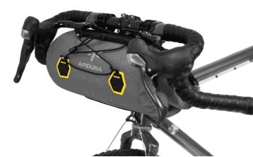 Apidura Backcountry handlebar pack 9l