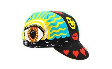 Cycling Cap Cinelli Eye of Storm