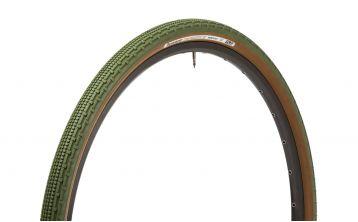 Panaracer Gravelking Limited Green SK TLC 622x38mm plášť