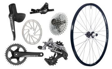 Bike build Rival 1