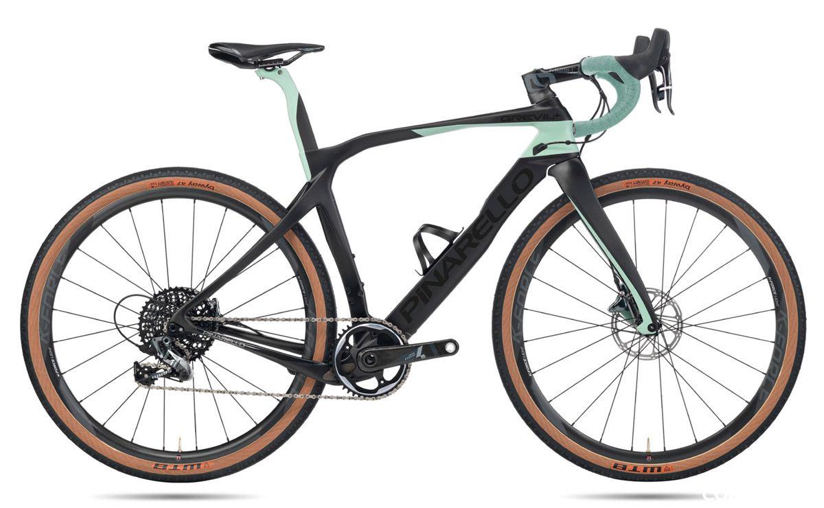 Pinarello Grevil Ultegra gravel bike