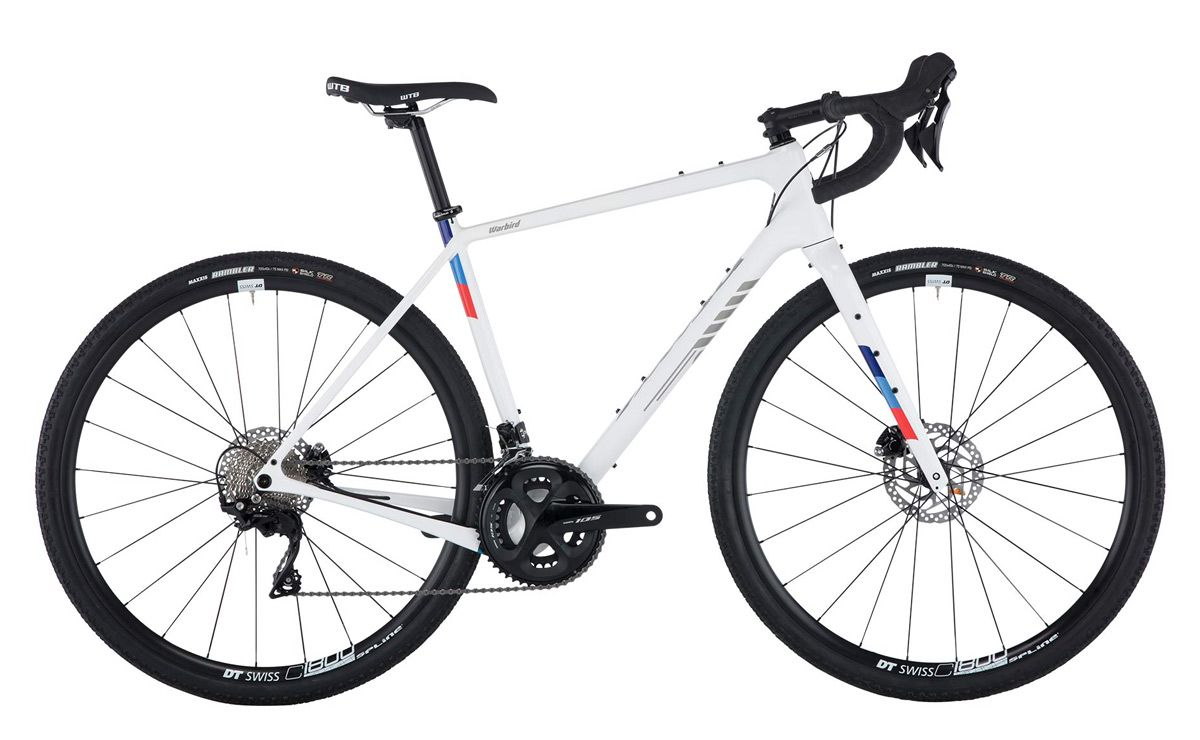 Salsa Warbird Carbon 105 gravel bike
