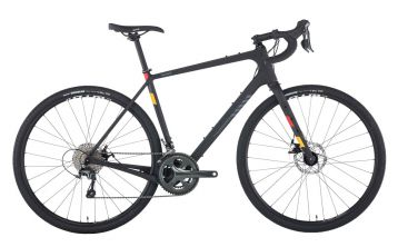 Salsa Warbird Carbon Tiagra Raw gravel bike