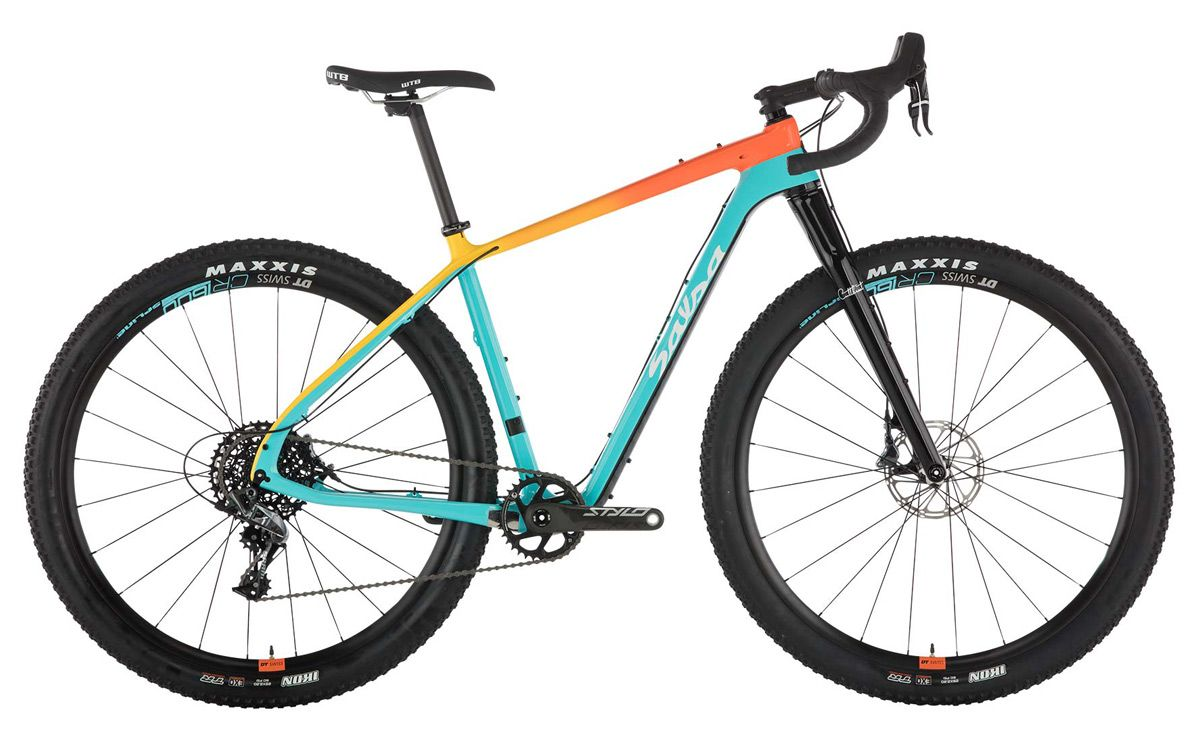 "Salsa Cutthroat Apex 1 29"" gravel bike"