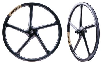 Merit Windmill 622 Full Carbon Wheels glossy