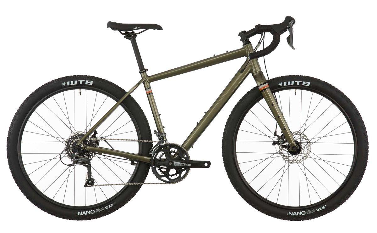 Salsa Journeyman Claris gravel bike