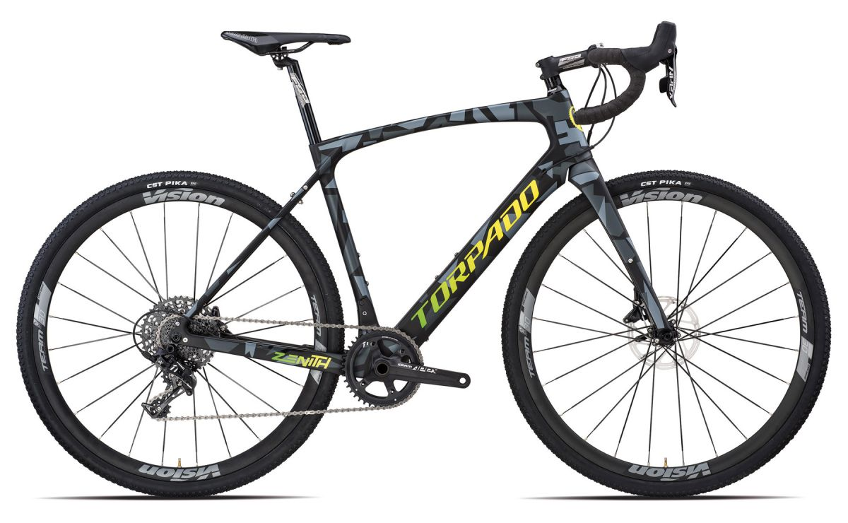 Torpado Zenith Apex 1 gravel bike