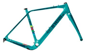 Cinelli King Zydeco Frame set