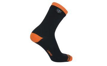 Vodotěsné ponožky Dexshell Thermlite Tangelo Red