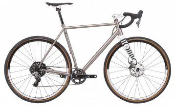 Rondo Ruut Ti titanový gravel bike