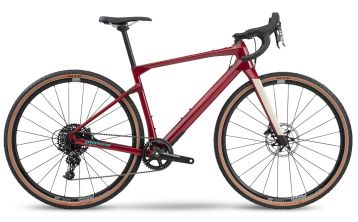Bmc Unrestricted URS Four gravel bike