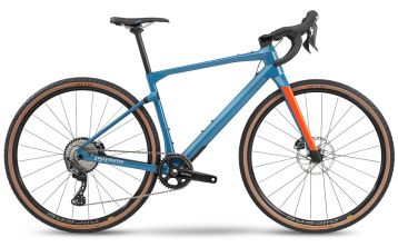 Bmc Unrestricted URS Three gravel bike