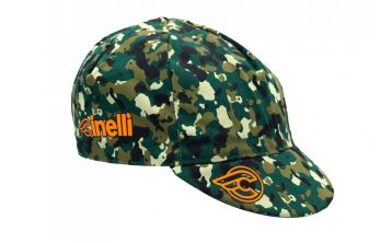 Cycling Cap Cinelli Cork Camo