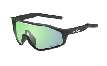 Bollé Shifter Phantom Matte Black Sunglasses