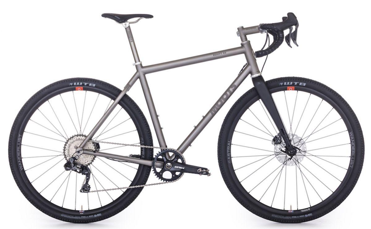 Moots Routt 45 Custom gravel bike