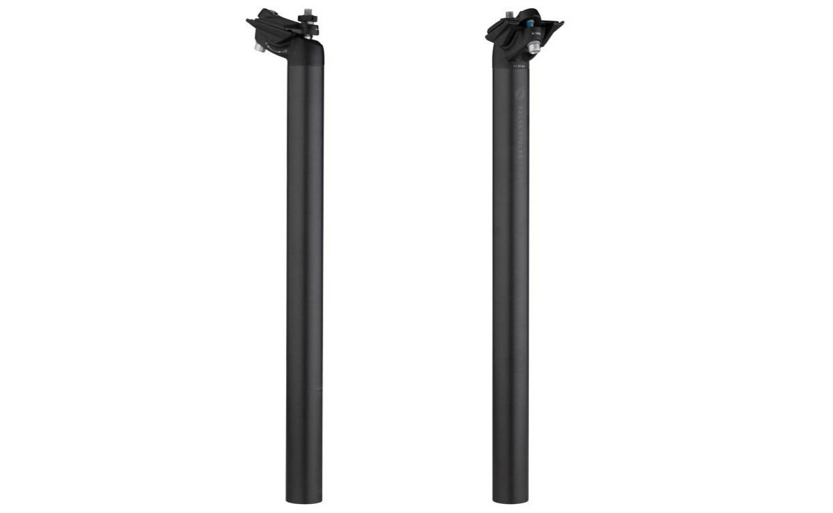 Salsa Guide Carbon 18mm offset seatpost