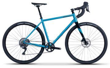 Qayron One.Dr CrMo Q GRX 1x11 gravel bike