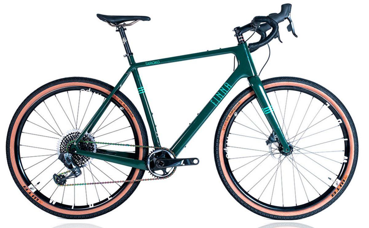 Finna Taroko Apex 1 gravel bike