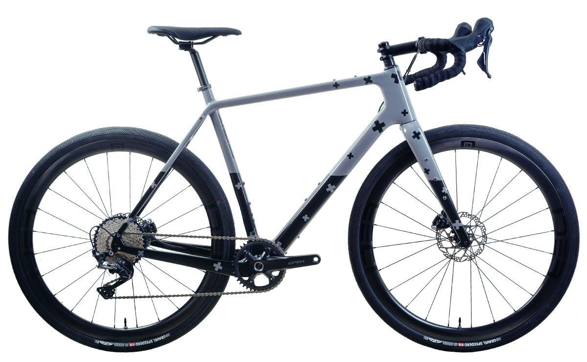 Merit Plus Shimano GRX 1x11 gravel bike