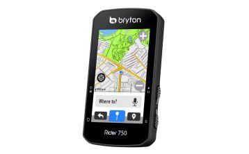 Bryton 750 Rider cyklopočítač a navigace